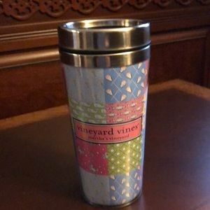 Vineyard Vines Patchwork Thermos